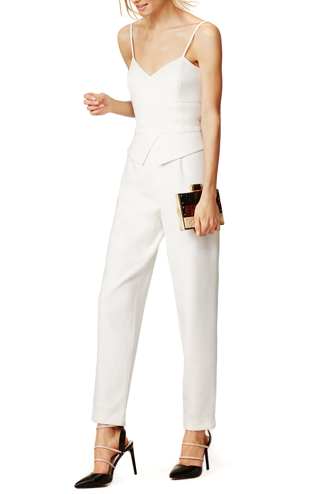 Free shipping and returns on White Jumpsuits & Rompers at techclux.gq